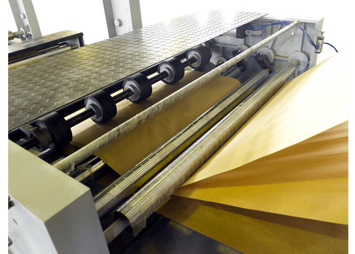 Energy Saving Intelligent Paper Tuber Making Machine with Two Colors Printing